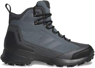 adidas Outdoor Terrex Heron Mid CW CP Men's Waterproof Winter Hiking Boots