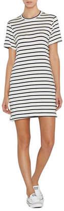 Amour Vert Striped T-Shirt Dress
