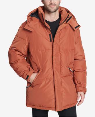 DKNY Men's Hooded Bubble Parka, Created for Macy's
