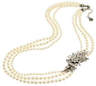 Ben-Amun Ben Amun Pearl Necklace with Pendant