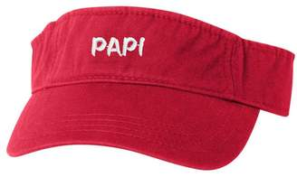 9052f4285730f Papi Go All Out Adult Embroide Visor Dad Hat