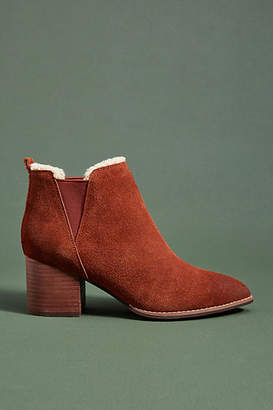 Seychelles lien.do by Liendo by Shearling-Lined Booties