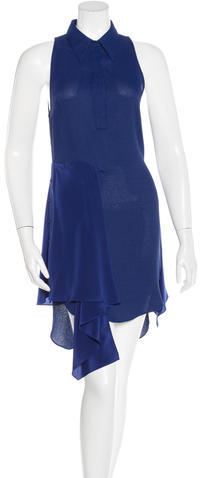 3.1 Phillip Lim3.1 Phillip Lim Sleeveless Button-Up Dress