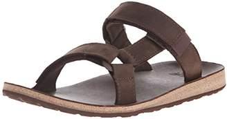Teva Men's Universal Slide Leather Sandal