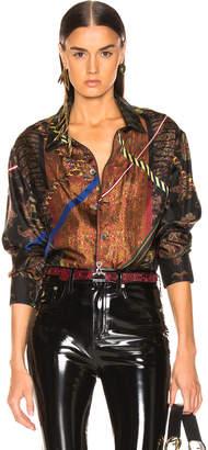 Pierre Louis Mascia Aloe Stampta Shirt
