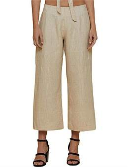 Backstage California Cropped Pant