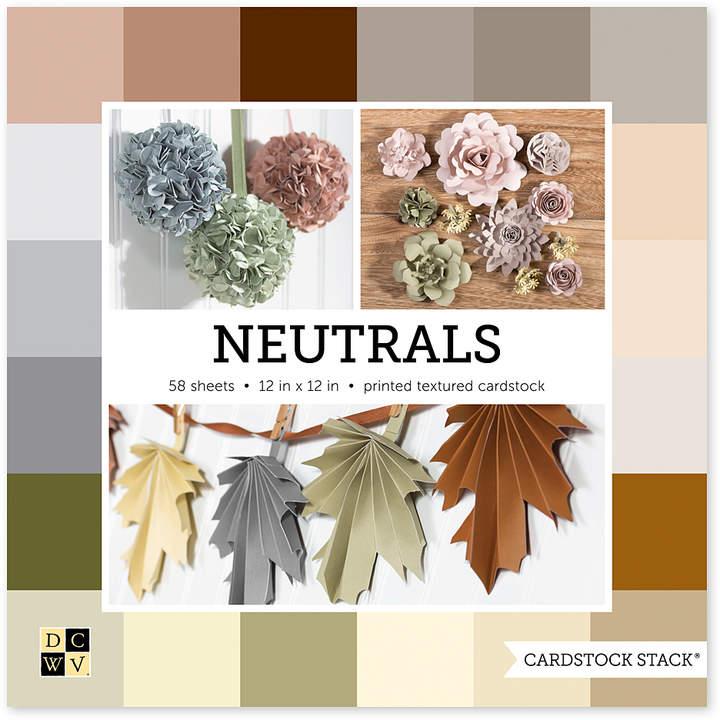 Neutrals Solid Paper Pad Sheets