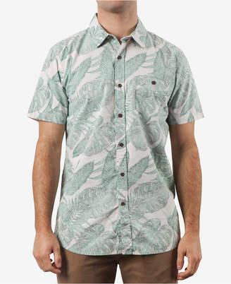 Rip Curl Men Printed Poplin Shirt