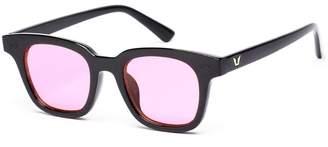 bf5ea4520c PINKLADY- Tinted Lens Retro Vintage Celebrity Unisex Designers Johnny Depp  Sunglasses