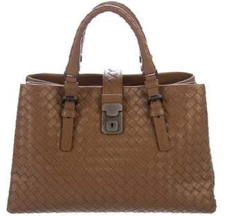 Bottega Veneta Small Roma Satchel