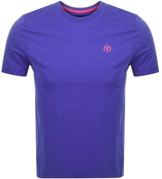 Radar Regular T Shirt Blue