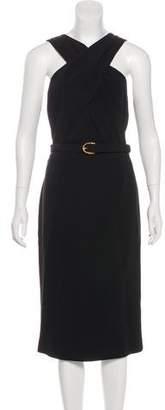 Gucci Sleeveless Midi Dress