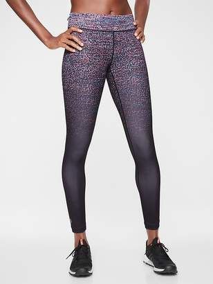 Athleta Contender Dazzle 7/8 Tight