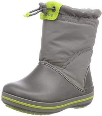 12b1a0f67 Crocs Crocband LodgePoint Boot Kids Snow