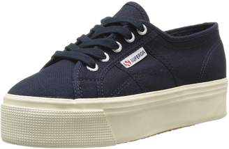 Superga Womens 2790 Acotw Linea Up And Down Canvas Shoes 39 EU