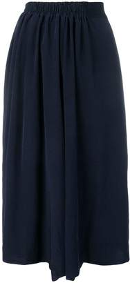 Y's elasticated waist culottes