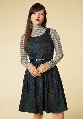 East Concept Fashion Ltd Classic Times, Classic Measures A-Line Dress $99.99 thestylecure.com