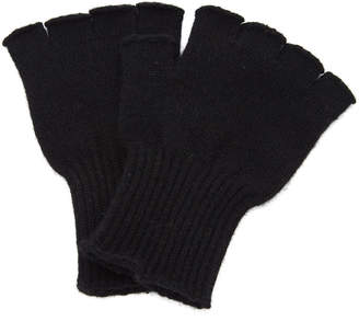 The Elder Statesman Heavy Fingerless Gloves