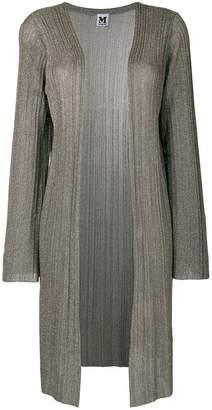 M Missoni metallic oversized cardigan