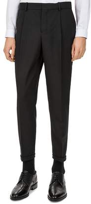 The Kooples Natural Stretch Slim Fit Trousers
