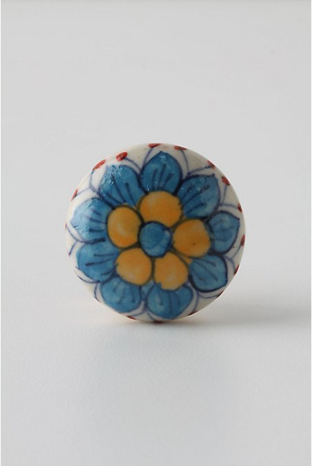 Festival Flower Knob, Sunflower