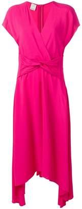 Pinko knot detail dress