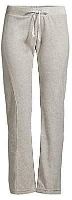Wildfox Couture Women's Velour Sweatpants