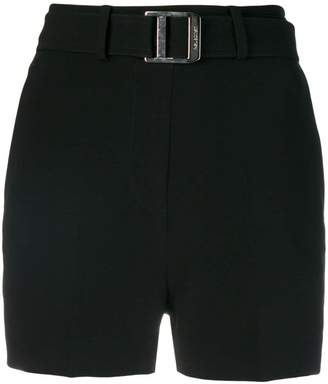Neil Barrett buckled smart shorts