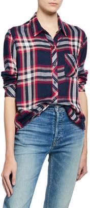 Rails Hunter Plaid Button-Down Shirt