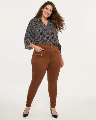 Penningtons Petite Savvy Fit High Waisted Jean Legging - In Every Story