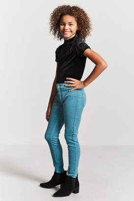 Forever 21 Girls Corduroy Pants (Kids)
