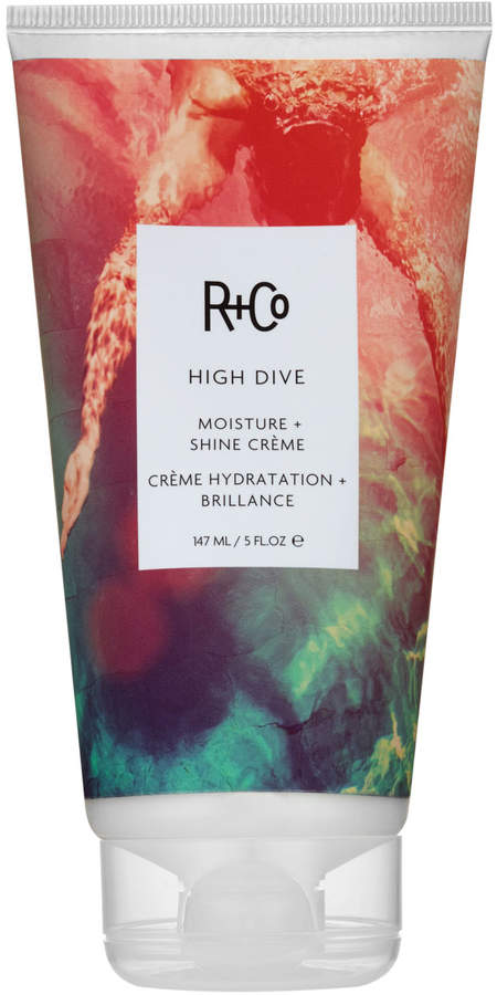 R+Co HIGH DIVE Moisture + Shine Crème, 5 oz. 2