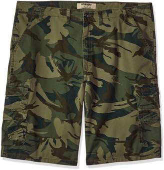 Wrangler Authentics Men's Big and Tall Authentics Premium Cargo Short