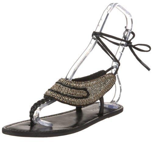 Enigma Women's E16012 Ankle-Wrap Sandal