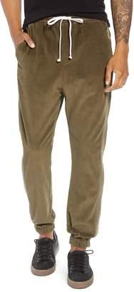 Twenty Champlain Classic Cotton Corduroy Jogger Pants