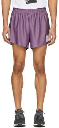 Satisfy Purple Short Distance 2.5 Shorts