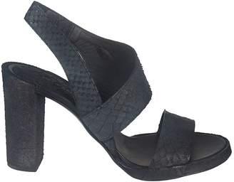 Roberto Del Carlo Del Carlo Block Heel Sandals