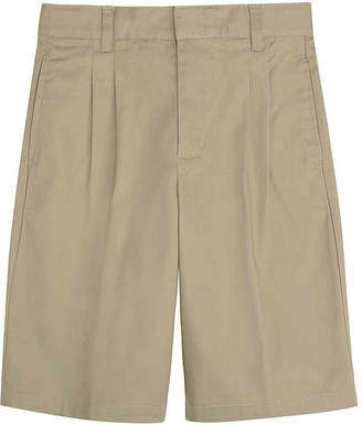 JCPenney French Toast Pleated Shorts - Boys 4-7