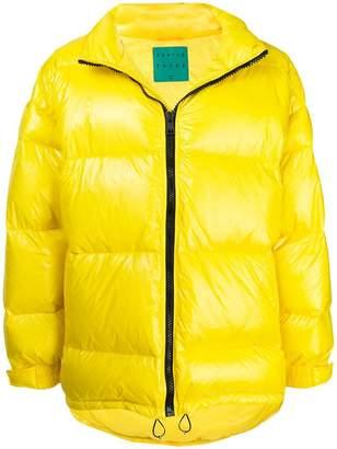 Paura oversized puffer jacket