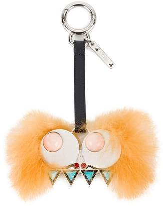 Fendi Hypno Eyes keychain