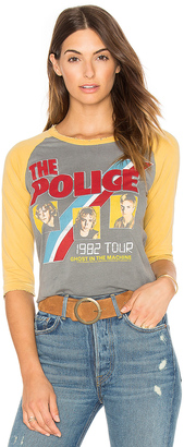 Junk Food The Police Tee $52 thestylecure.com