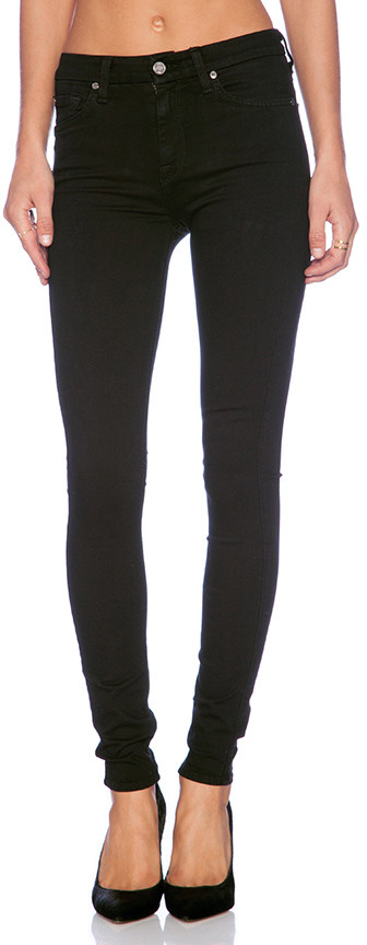 7 For All Mankind The High Waist Skinny.