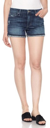 Women's Joe's Markie Cuffed Denim Shorts $118 thestylecure.com