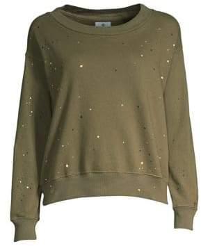Sundry Splatter Sweatshirt