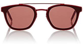 Saint Laurent Men's SL28 Metal Sunglasses - Red
