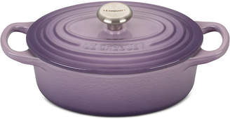 Le Creuset Signature 1-Qt. Oval Dutch Oven