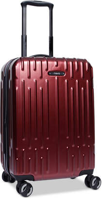 "Revo Rain 20"" Hardside Expandable Carry-On Spinner Suitcase"