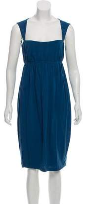 Martin Grant Sleeveless Midi Dress