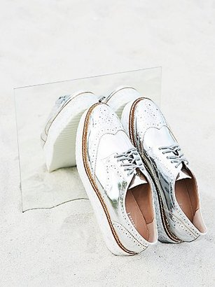 Limelight Platform Loafer by Shellys London at Free People $140 thestylecure.com