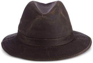 Dorfman Pacific Men Weathered Safari Hat